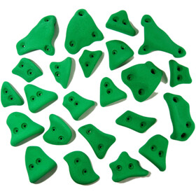 Ergoholds Kids 23 Large Klettergriffe 23 Griffe Kinder green